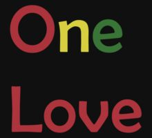 One Love by jbruno2