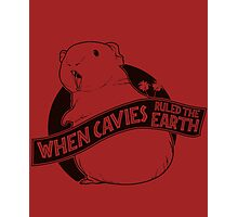 When Pigs Ruled the Earth Photographic Print