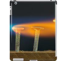 Glowing Nails iPad Case/Skin