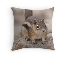 Not At All Shy Throw Pillow