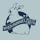 When Buns Ruled the Earth by ninjaink