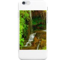 Stone Step Falls iPhone Case/Skin