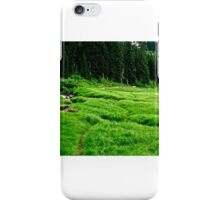 Mountain Meadow iPhone Case/Skin