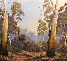 The Scent Of Gumtrees by John Cocoris