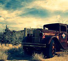 Ghost truck by davorjakov