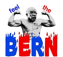 Feel the Bern by Conor MacCaffrey