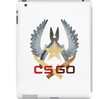 Counter Strike Global Offensive - T vs. CT iPad Case/Skin