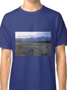 The Fields, the Sky Classic T-Shirt