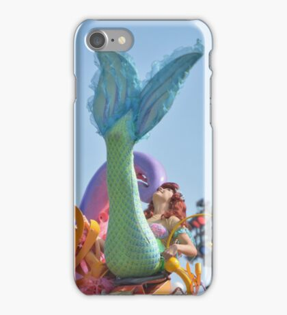 Flippin' Your Fins  iPhone Case/Skin