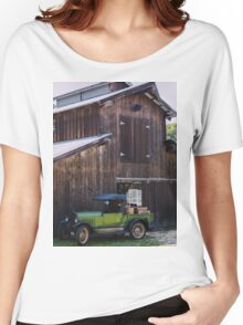 Barn Yard Women's Relaxed Fit T-Shirt
