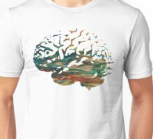 Anatomy - Brain Unisex T-Shirt