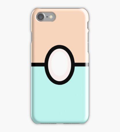 Gotta Catch '(G)em All (Pearl Design) iPhone Case/Skin