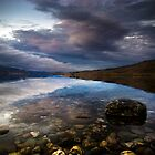 Lake Dunstan Sunset by Tannachy
