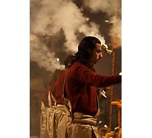 Fragments of Richness: An Indian Expose - ceremony Photographic Print