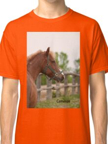 Cameron  - NNEP Ottawa, ON (1) Classic T-Shirt