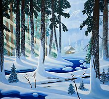 Winter Wonderland by Mark Regni