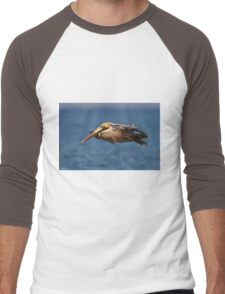 Pelican Glide Men's Baseball ¾ T-Shirt