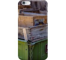 Trucks and Crates iPhone Case/Skin