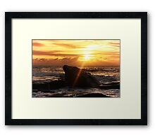Purveyors of a new age Framed Print