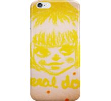 Lemon Mirengue iPhone Case/Skin