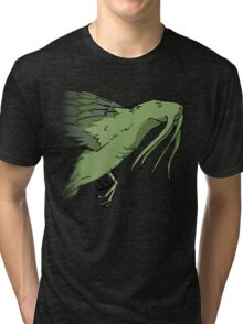 The Majestic Squigeon Tri-blend T-Shirt