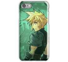 FF7 - The Promise has been Made iPhone Case/Skin