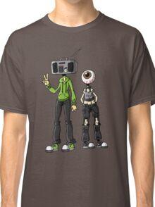 Object Heads Classic T-Shirt