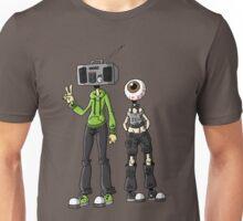 Object Heads Unisex T-Shirt
