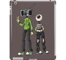 Object Heads iPad Case/Skin