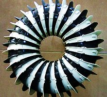 Contruction Wheel of Hats by Thomas Stevens