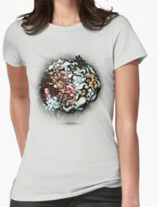 Isolating the Collective Unconscious Womens Fitted T-Shirt