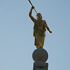The Angel, Moroni by Musicman72