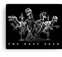 The Rapt Pack Canvas Print