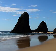 GlassHouse Rocks, Narooma by Evita