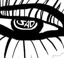 Eye Sad Sticker