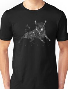 Taurus Constellation Sign  Unisex T-Shirt