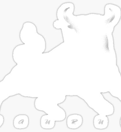 Taurus Constellation Sign  Sticker