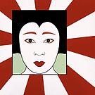 Geisha No. 2 by Simone Maynard