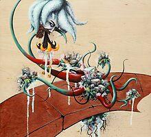 Regurgitating Progress by Daryll Peirce