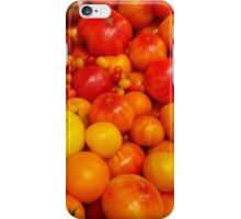 Totally Tomatoes iPhone Case/Skin