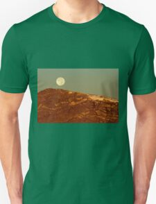 Moon Over Mount Ida T-Shirt