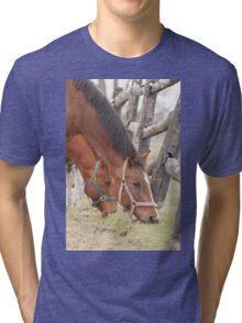 Joy and Skarlett  - NNEP Ottawa, ON Tri-blend T-Shirt