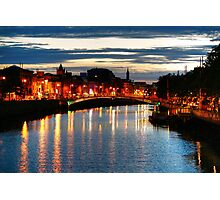 The effervescent Dublin Photographic Print