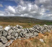 Rural Burren View by John Quinn