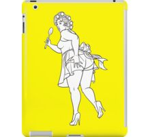 girls girls girls iPad Case/Skin