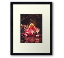 Cheong (Oriental Folklores #2) Framed Print