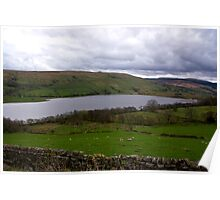 Semer Water - Yorks Dales Poster