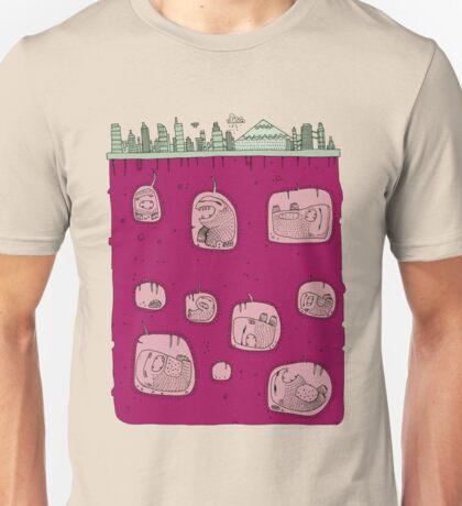 Subterranean Unisex T-Shirt