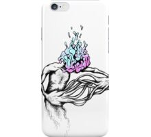 Gathering My Thoughts for the Night iPhone Case/Skin