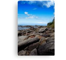 Rock Hopping - Australia Canvas Print